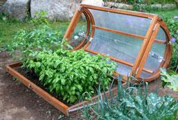 Sunpod Greenhouse